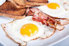 cibo ricco di colesterolo