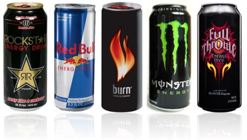 energy drinks fanno male