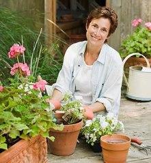 giardinaggio per combattere lo stress