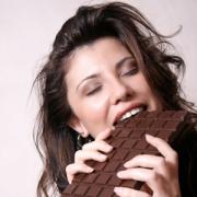 mangiare cioccolata per combattere lo stress