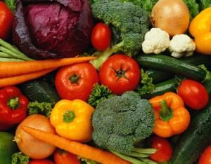 difendersi dal caldo con verdura
