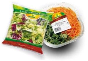 informazioni importanti sull'insalata in busta